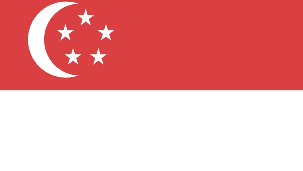 Bandera de SingaPour