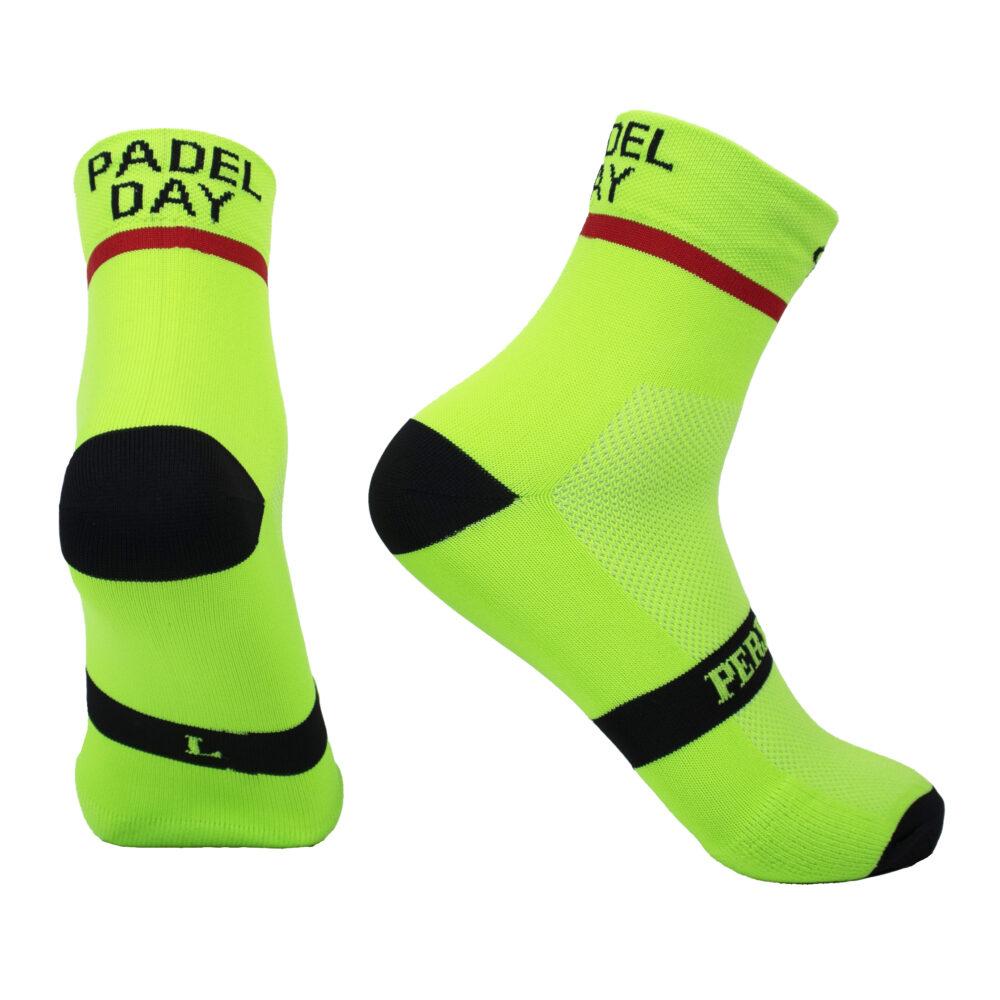 Calcetines coolmax verdes padel day
